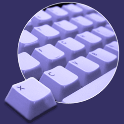 keyboard graphic